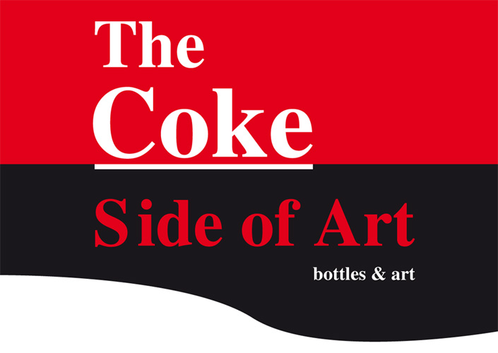 THE COKE SIDE OF THE  ART Gruppenausstellung Galerie Frank Schlag